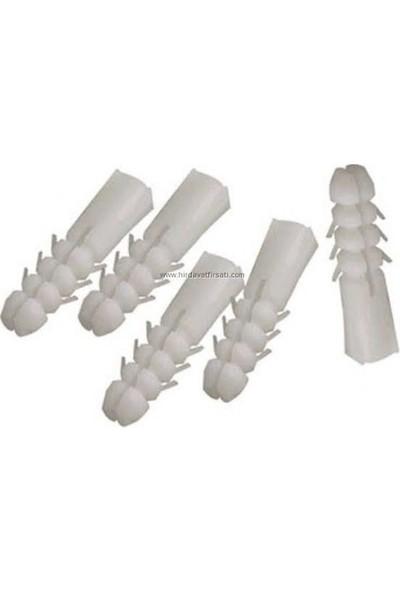 Özgür Plastik 10 Mm Usta Dübel (500 Ad.)