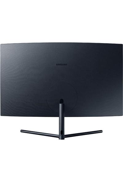 """Samsung LU32R590CWMXUF 32"""" (HDMI+Display) UHD 4K Çerçevesiz Kavisli Monitör"""