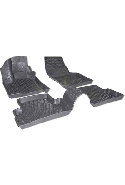 Bod Chevrolet Lacetti 3D Havuzlu Paspas