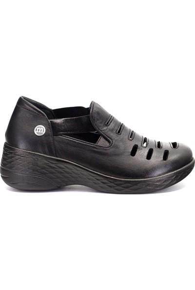 Mammamia D19Ya-785 Kadın Günlük Ayakkabı Siyah