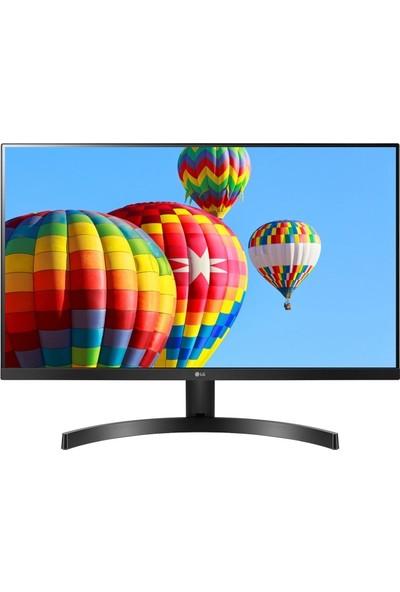 "LG 27MK600M-B 27"" 60Hz 5ms (HDMI+Analog) FreeSync Full HD IPS Monitör"