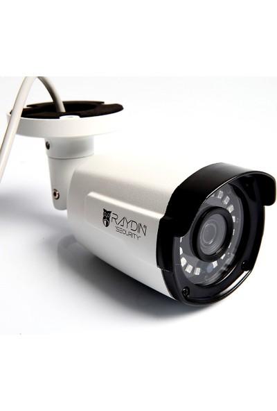 Raydın Lux-Q08 Ahd 4 Mp 3.6Mm Metal Gece Görüş Kamera