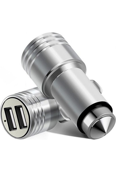 Syronix Huawei Mate 20 Lite Metal Hızlı Araç Şarj Cihazı Set