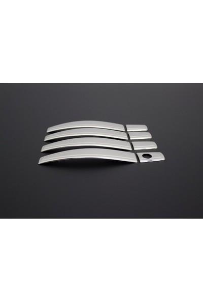 Turbo Aksesuar Opel Astra H Deco Kapı Kolu 4 Kapı Desenli 2004-2013