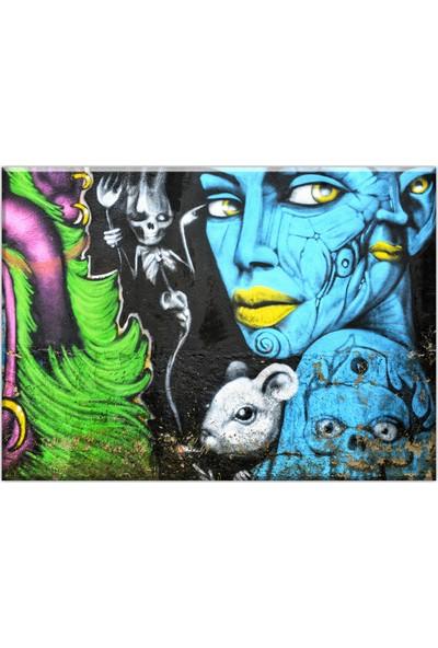 The Canvas By Cadran 70 x 100 cm Dekoratif Canvas Tablo C4C115