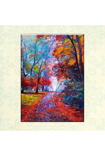 The Canvas By Cadran 70 x 100 cm Dekoratif Canvas Tablo C4C198