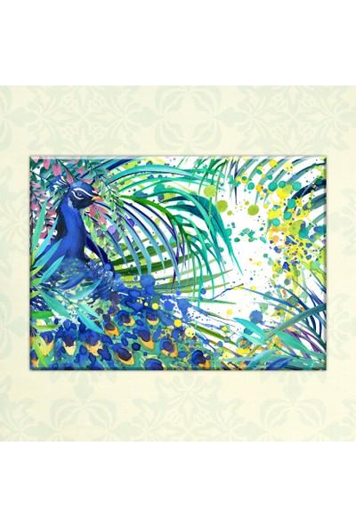 The Canvas By Cadran 70 x 100 cm Dekoratif Canvas Tablo C4C221