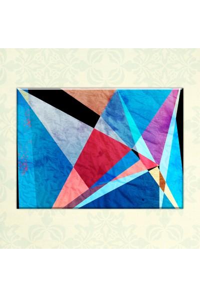 The Canvas By Cadran 70 x 100 cm Dekoratif Canvas Tablo C4C337