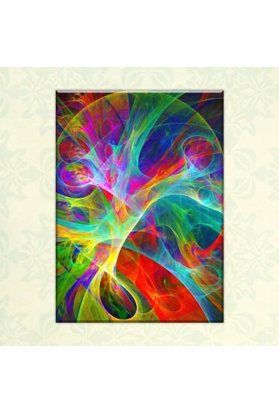The Canvas By Cadran 70 x 100 cm Dekoratif Canvas Tablo C4C375