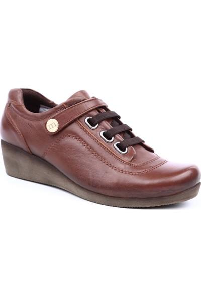 Mammamia 565 Kadın Ayakkabı Int-50 Taba