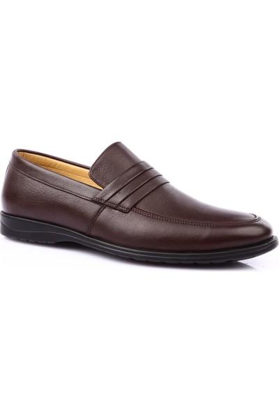 Dgn T632596 Erkek Ekstra Comfort Ayakkabı Kahve