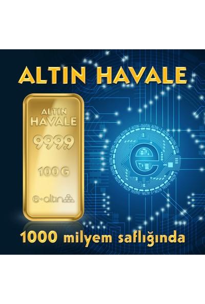 24 Ayar 100 gr Hesaba Has Altın Havale