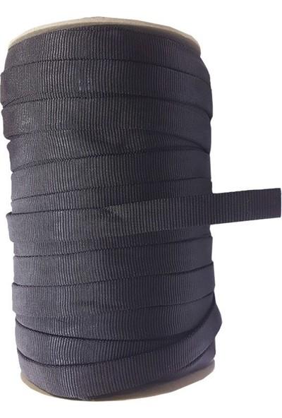 Gilmonte 25 Mm X 100 Siyah Perlon Tubular