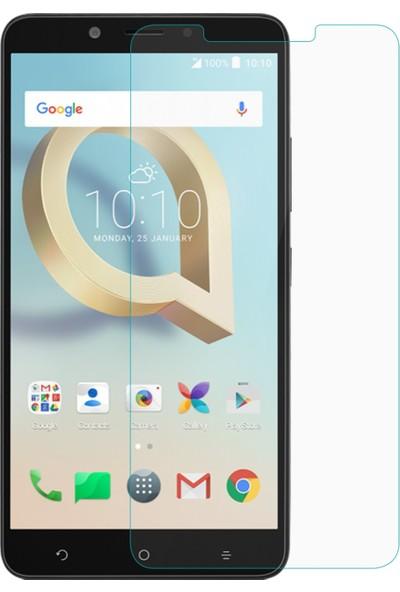 Kılıfkutusu Alcatel A7 Xl Nano Cam Ekran Koruyucu