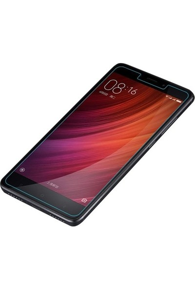 Kılıfkutusu Xiaomi Redmi Note 4 Nano Cam Ekran Koruyucu
