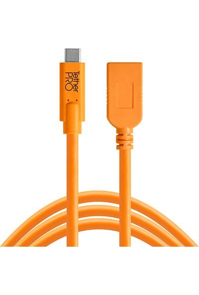 Tether Tools Tetherpro Usb-C To Usb Female Adapter (Extender) - Bağlantı Kablosu 4.6M
