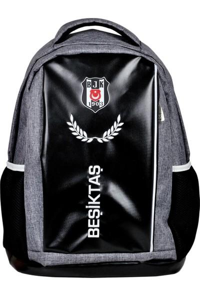 Beşiktaş İki Bölmeli Okul Sırt Çantası - 96112