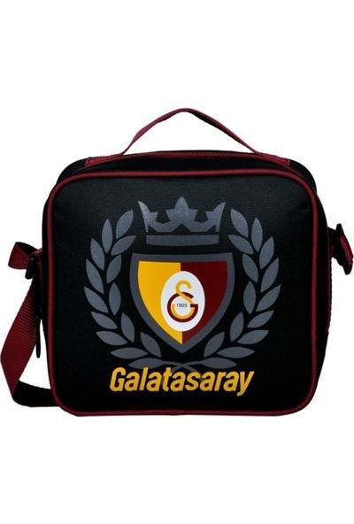 Galatasaray Lisanslı Siyah Beslenme Çantası - 96220