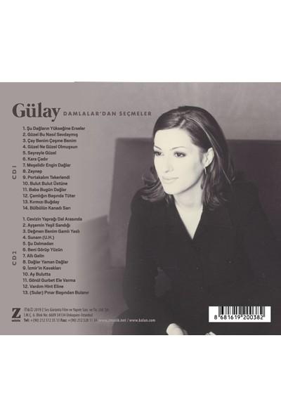 Gülay - Damlalardan Seçmeler 2'li (CD)