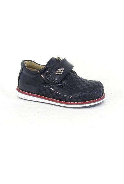 Ba & Ba Rugan Lacivert Bebe Ayakkabı