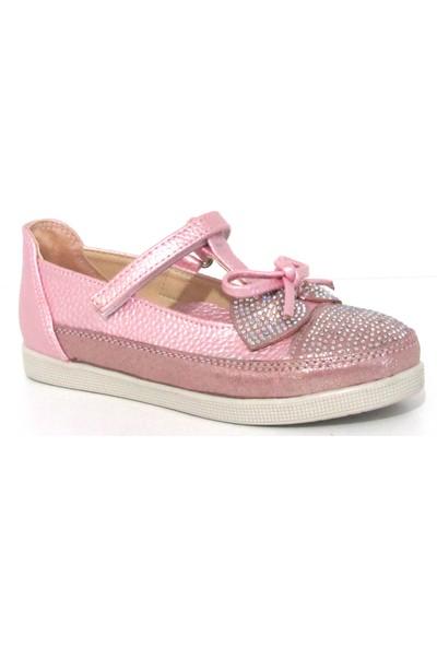 Ba & Ba Pudra Kız Bebe Çocuk Ayakkabı