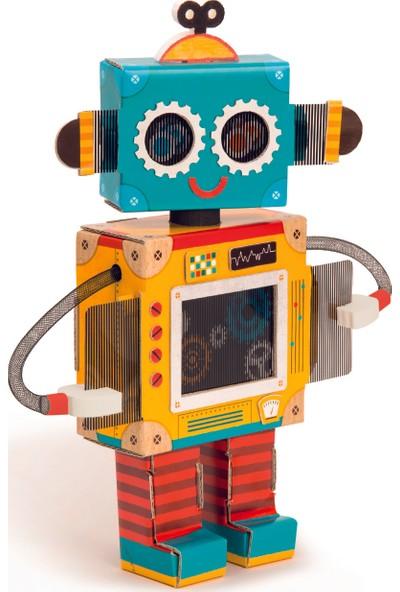 Clementoni Play Creative Robot Atölyesi