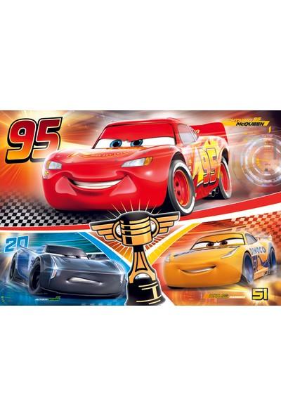 Clementoni 180 Parça Puzzle Cars 3