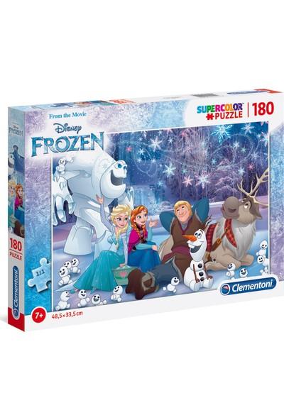 Clementoni 180 Parça Puzzle Frozen