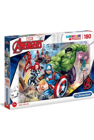 Clementoni 180 Parça Puzzle Avengers
