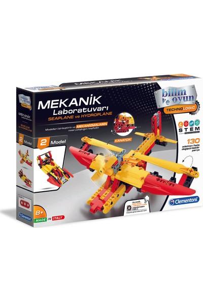 Clementoni Mekanik Laboratuvarı Seaplane Ve Hydroplane