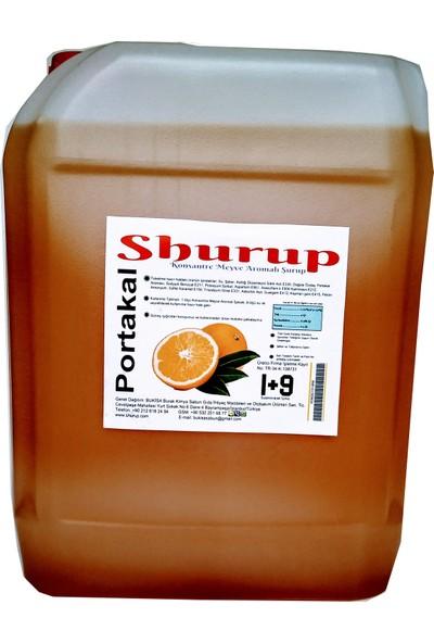 Shurup Konsantre Meyve Aromalı İçecek 6 kg Karadut + Nar + Portakal + Limon ( 4' lü)