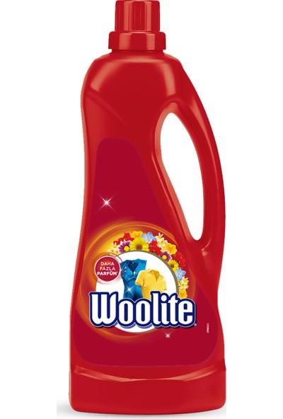 Woolite Sıvı Çamaşır Deterjanı Canlı Renkler 1500 ml