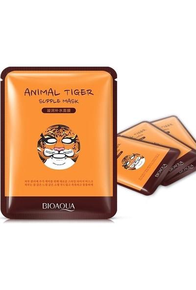 Bioaqua Sevimli Hayvanlar Yumuşatıcı Nem Maskesi-Kaplan 30 gr