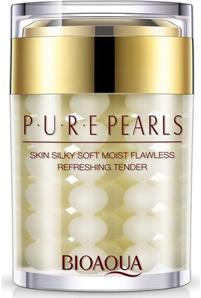 Bioaqua Pure Pearl İnci Özlü Kusursuz Anti-Age Krem 60 gr