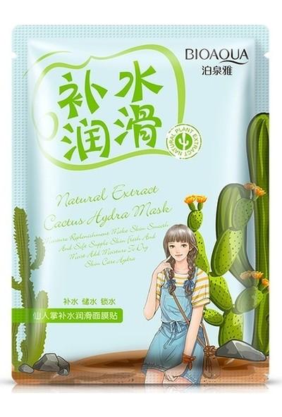 Bioaqua Korean Anime Kaktüs Nem Maskesi 30 gr