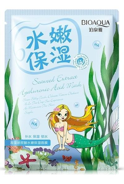 Bioaqua Korean Anime Deniz Yosunu Hyalüronik Asit Maskesi 30 gr