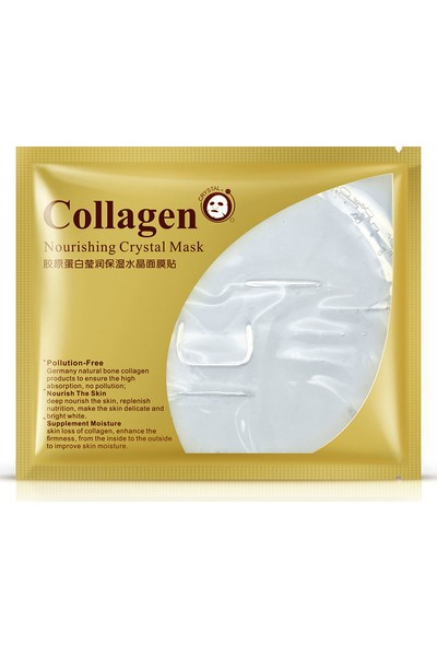 Bioaqua Besleyici Kristal Kolajen Maskesi 60 gr