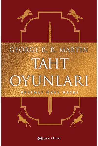 Taht Oyunları - Resimli Özel Baskı - George R. R. Martin