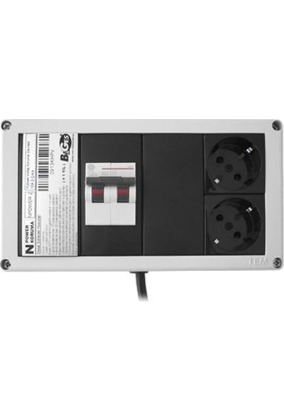 Biges N Power Yüksek Voltaj Koruma Devresi̇
