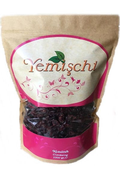 Yemişchi Cranberry 1000 gr