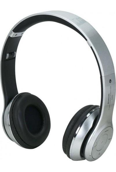 Concord Kablosuz Mikrofon Kulaklık - Bluetooth - Fm Radyo - Aux