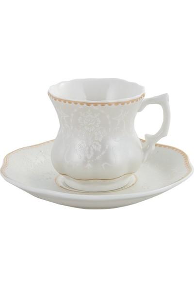 Karaca Meghan 6 Kişilik Kahve Fincanı