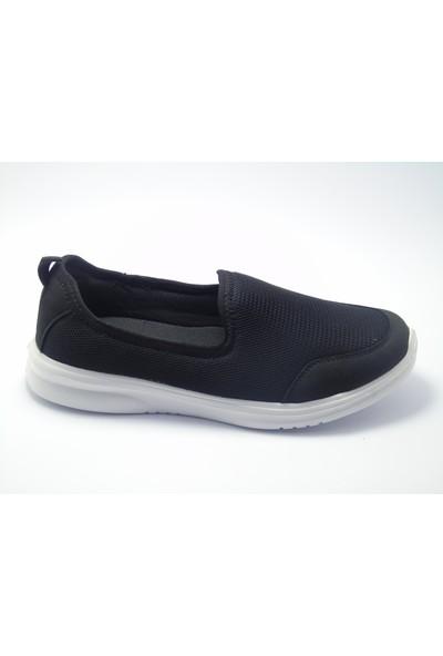 Crush Comfort Siyah Aqua Hava Geçirebilen Sneaker