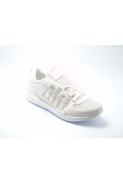 Solymar Style Beyaz Sneaker