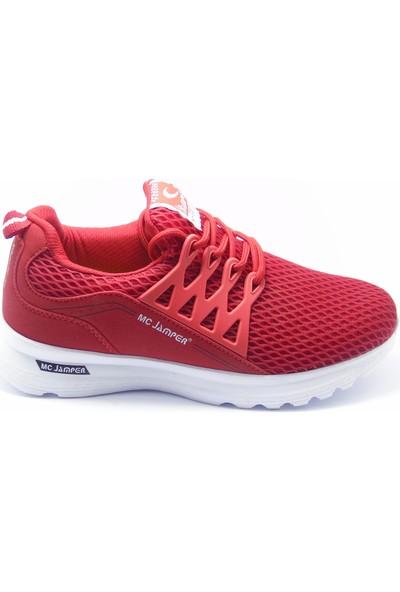 Marco Jamper Aqua Hava Geçirebilen Kırmızı Sneaker