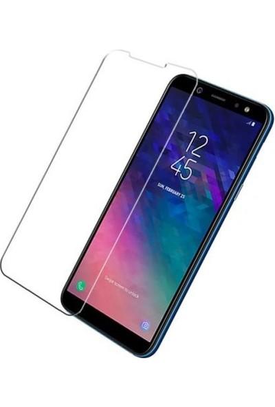 Notebookuzman Samsung Galaxy A6 Kırılmaz Ekran Koruyucu Temperli Cam