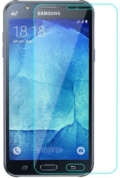 Notebookuzman Samsung Galaxy J7 Prime Kırılmaz Ekran Koyuyucu Temperli Cam