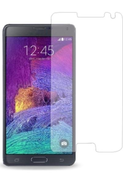 Notebookuzman Samsung N910 Galaxy Note 4 Kırılmaz Ekran Koyuyucu Temperli Cam