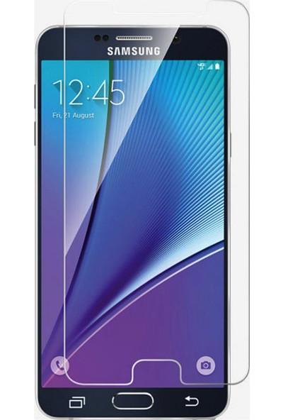 Notebookuzman Samsung N920 Galaxy Note 5 Kırılmaz Ekran Koyuyucu Temperli Cam
