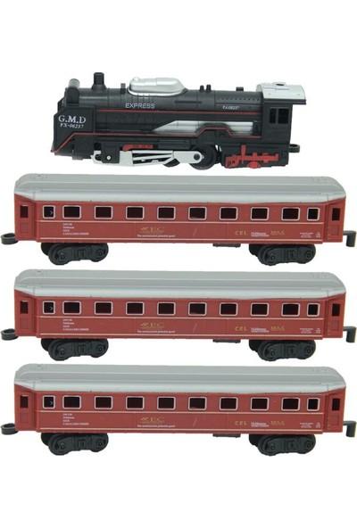 Vardem Rail King Tren Seti